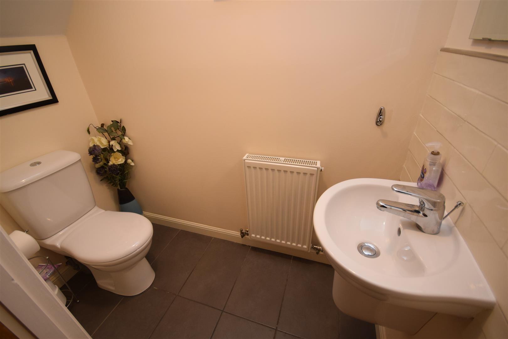 4, Bertram Dickson Place, Errol, Errol, Perthshire, PH2 7UY, UK
